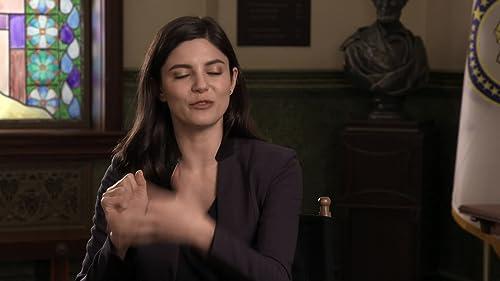 Chicago Justice: Monica Barbaro