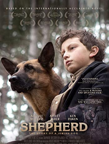 SHEPHERD: The Story of a Jewish Dog (2019) 720p