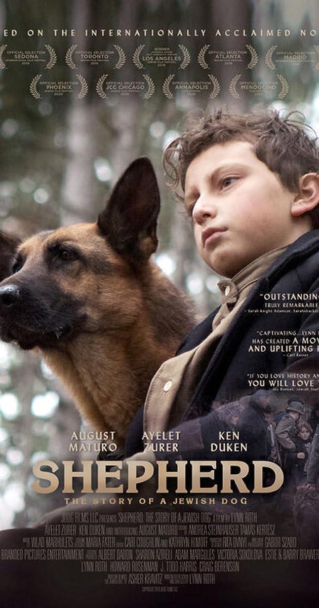 SHEPHERD: The Story of a Jewish Dog (2019) (Movie)