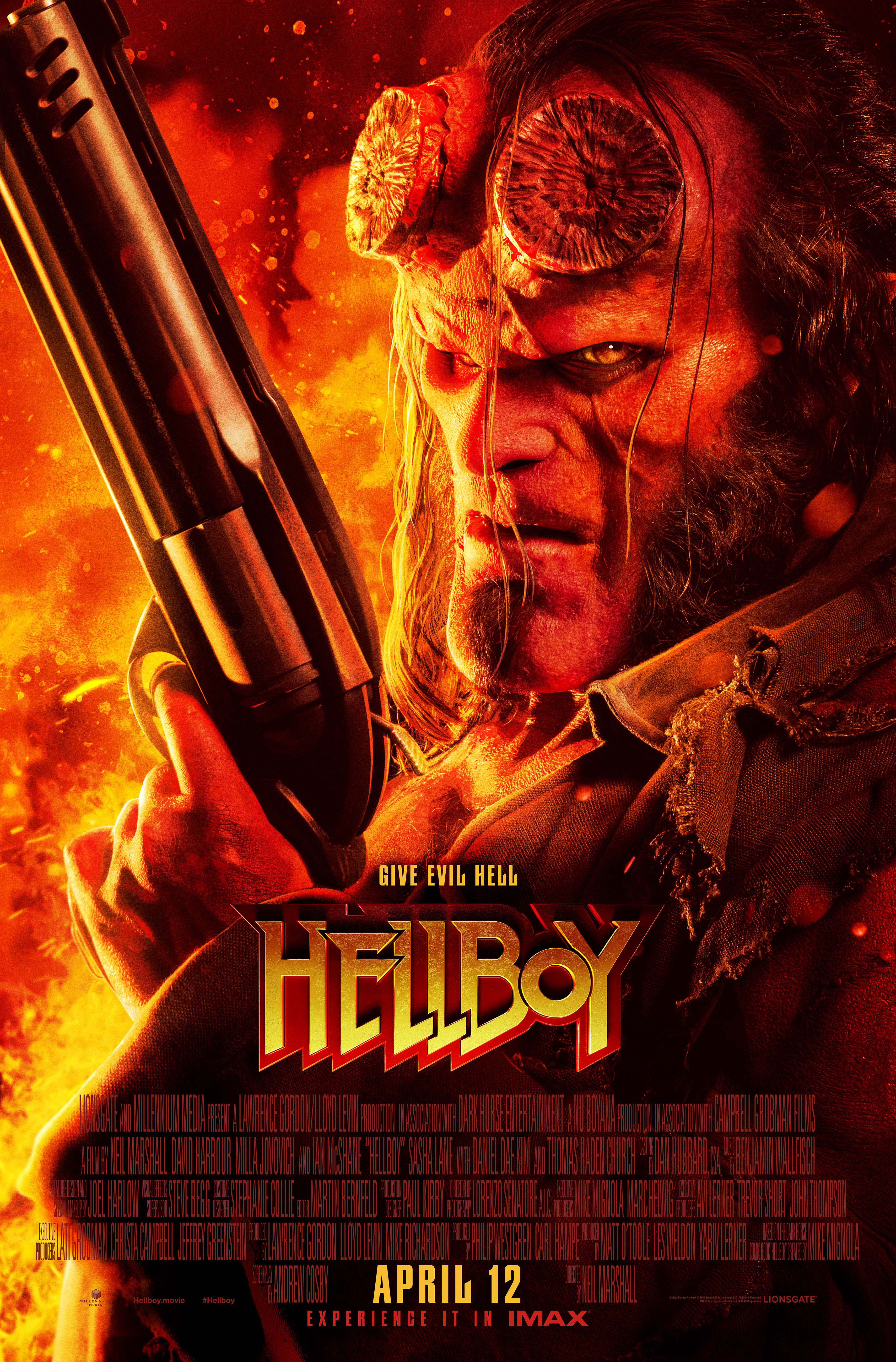 Hellboy Online Subtitrat In Romana