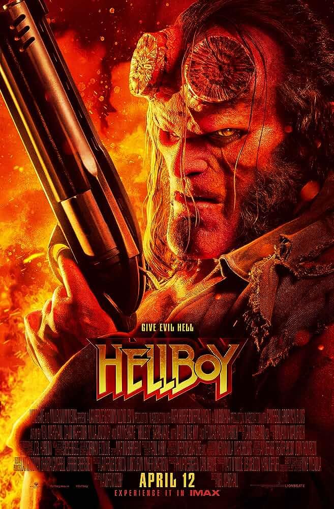 Hellboy 3 (2019) 720p HDCAM [Hindi+Eng+Tamil+Telugu+] 1.1GB ESubs