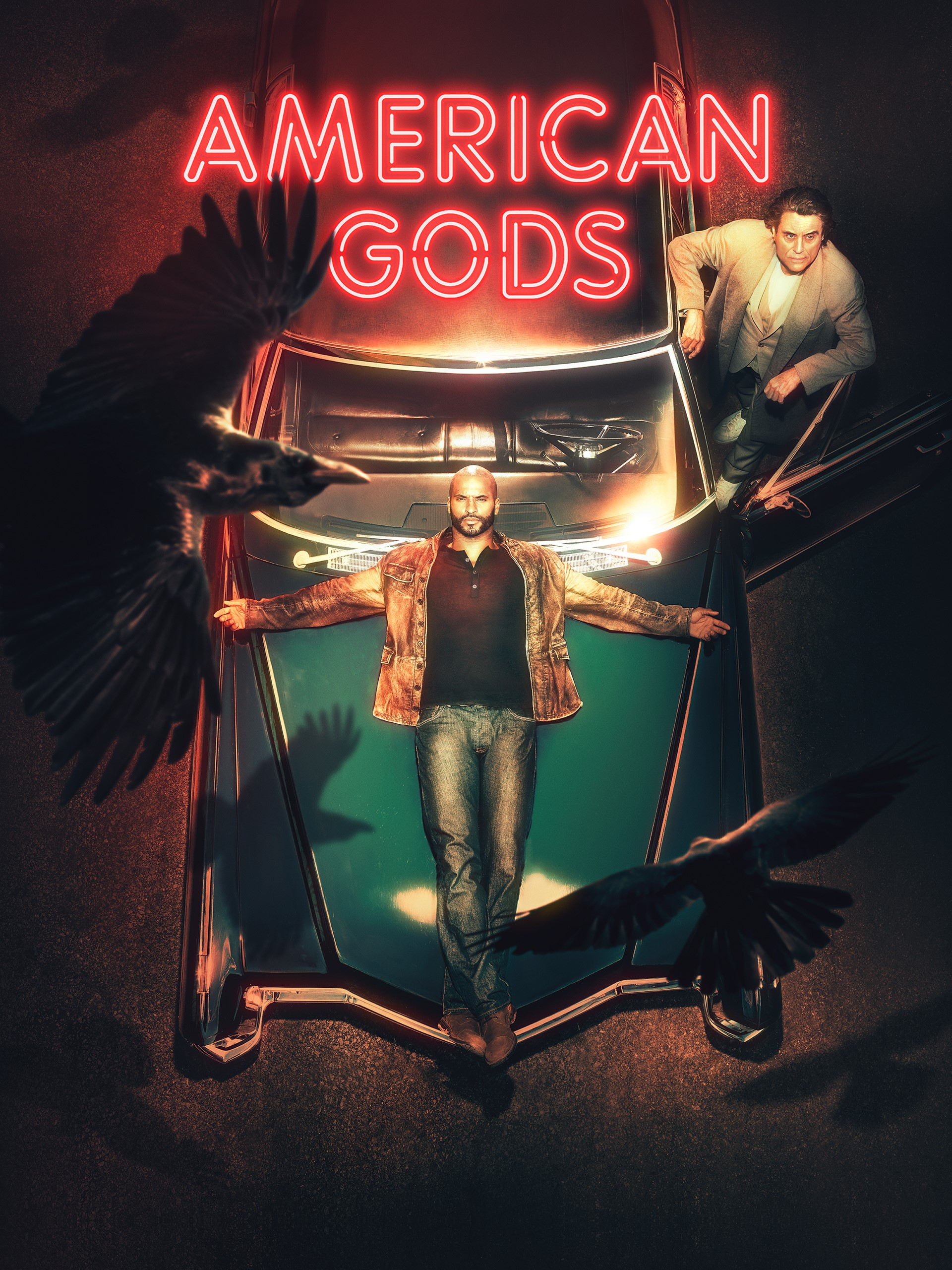 American Gods Tv Series 2017 Imdb