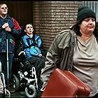 Isabelle de Hertogh, Robrecht Vanden Thoren, Tom Audenaert, and Gilles De Schryver in Hasta la Vista (2011)