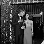 Natalie Wood and Steve McQueen at an event for From Here to Eternity (1953)