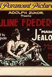 Madame Jealousy Poster