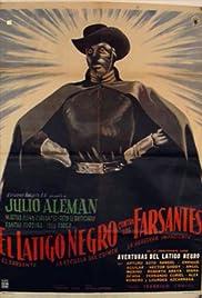 Black Whip Against the Impostors Poster