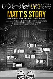 Matt's Story Poster