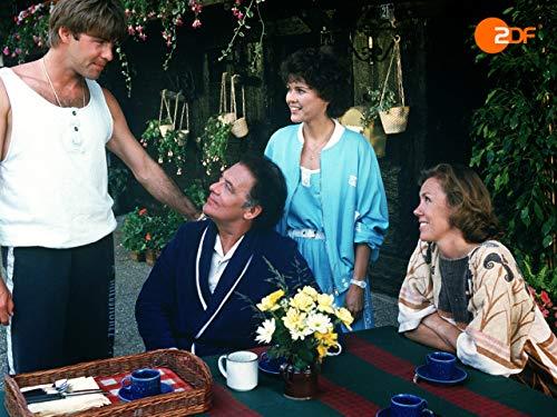 Gaby Dohm, Sascha Hehn, and Klausjürgen Wussow in Die Schwarzwaldklinik (1985)