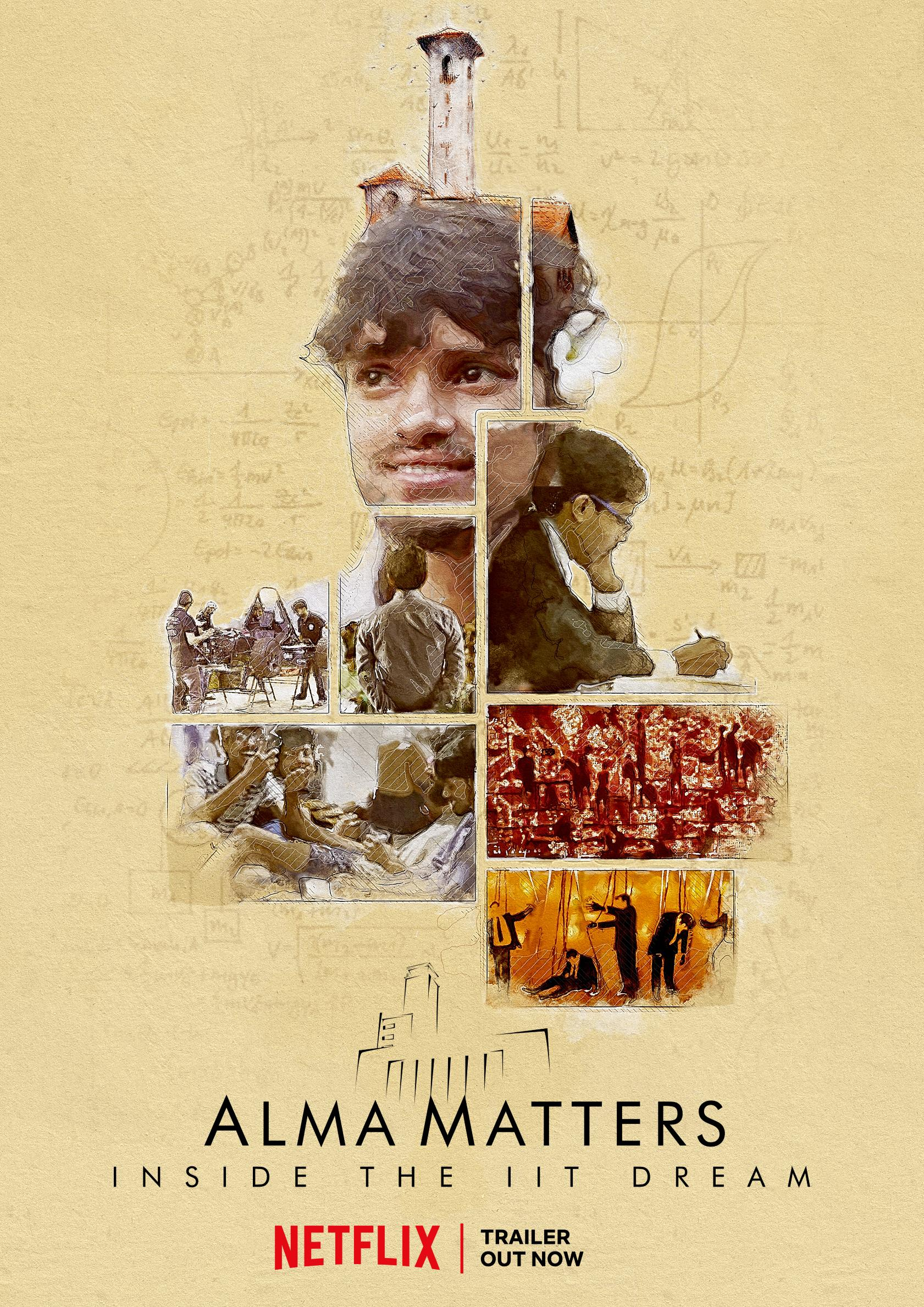 Alma Matters 2021 S01 Complete Hindi NF Series 478MB HDRip Download