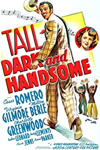 3d movie trailers free download Tall, Dark and Handsome [480x854]