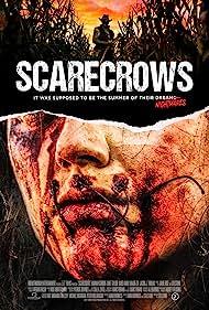 Jason J. Thomas and Hannah Gordon in Scarecrows (2017)