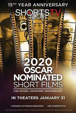 2020 Oscar Nominated Short Films: Animation film Poster