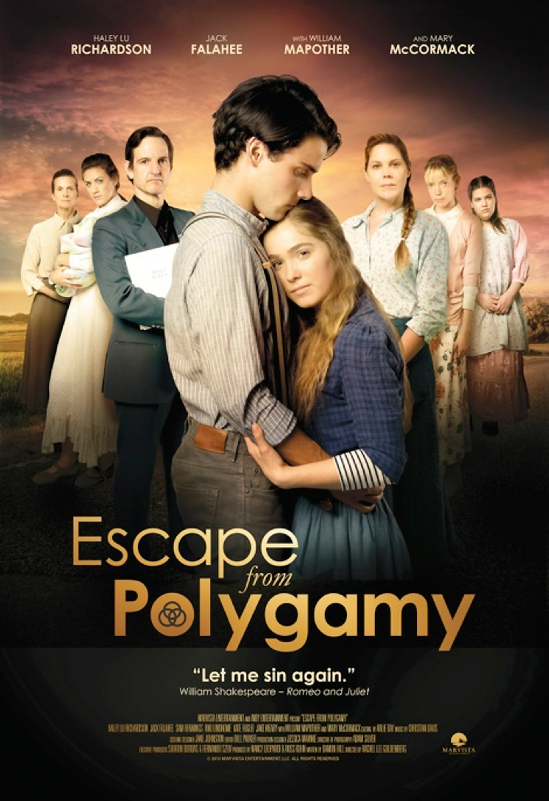 Escape from Polygamy TV Movie 2013 IMDb