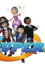 Super 4 Poster