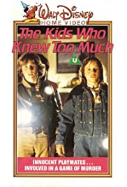The Kids Who Knew Too Much Poster