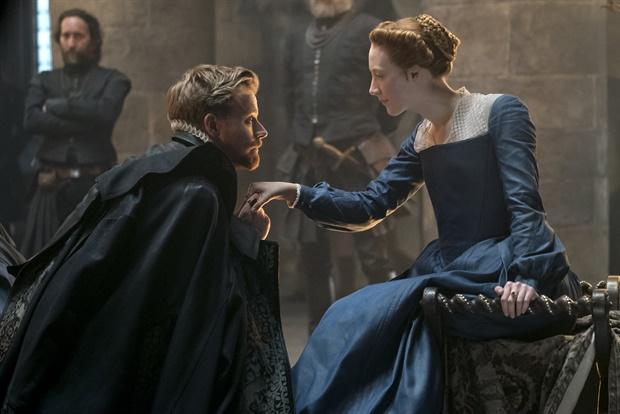 ふたりの女王 メアリーとエリザベス 感想 評価