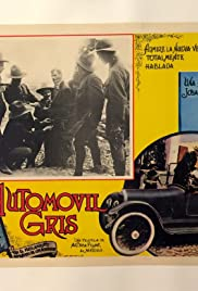 The Grey Automobile Poster