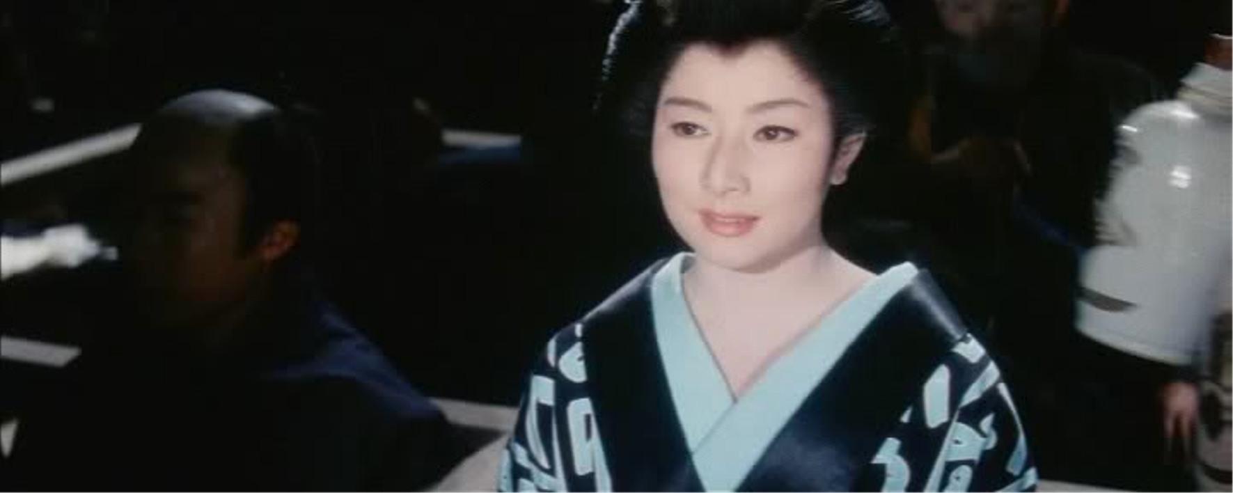Fujiko Yamamoto in Yukinojô henge (1963)