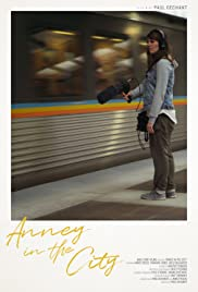 Anney in the City Poster