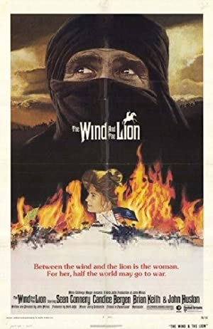 Permalink to Movie The Wind and the Lion (1975)