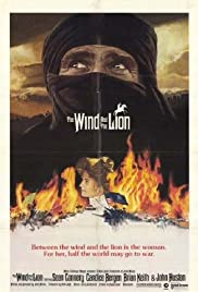 The Wind and the Lion (1975) Poster - Movie Forum, Cast, Reviews