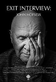Exit Interview: John Hofsess Poster