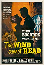 The Wind Cannot Read (1958) Poster - Movie Forum, Cast, Reviews