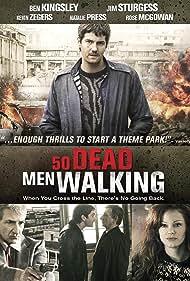 Rose McGowan, Ben Kingsley, and Jim Sturgess in Fifty Dead Men Walking (2008)