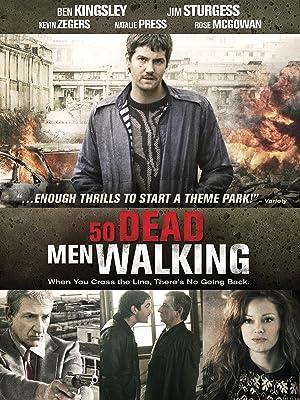 Fifty Dead Men Walking film Poster