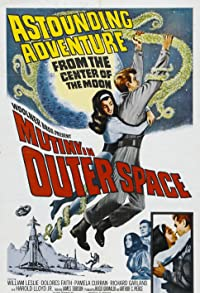 Primary photo for Mutiny in Outer Space