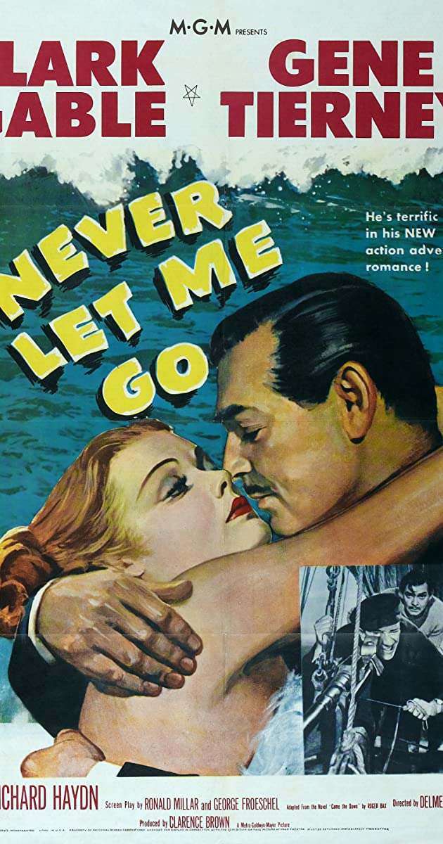 Never Let Me Go (1953) Subtitles