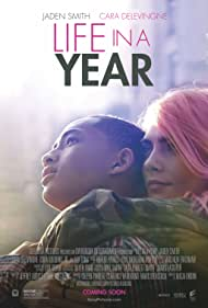Jaden Smith, Mitja Okorn, and Cara Delevingne in Life in a Year (2020)