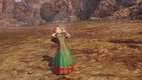 Dragon Quest Heroes II: Meet The Heroes Vignette 3