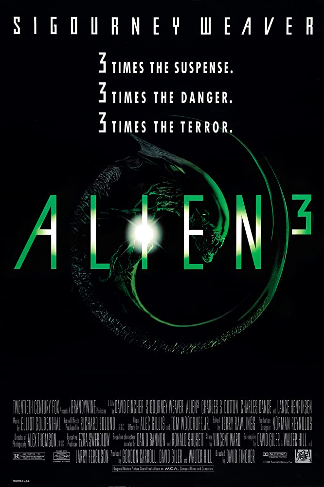 Alien 3 (1992) DVD-R Oficial Torrent Download