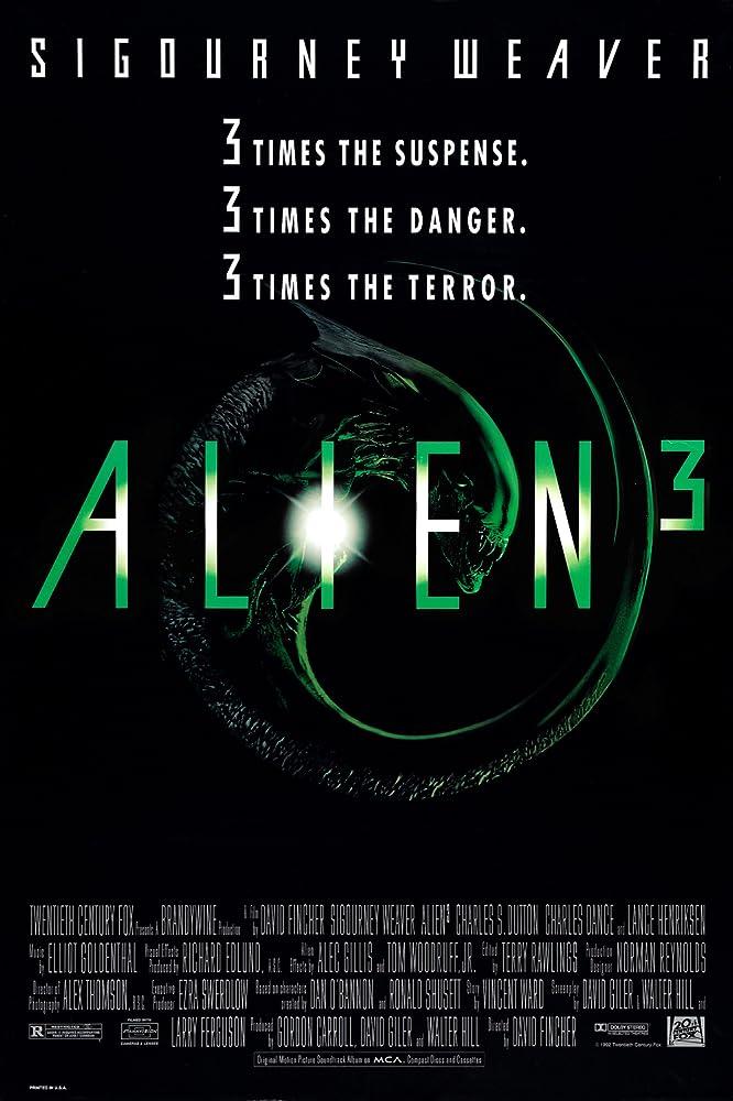 Alien 3 (1992) Dual Áudio | Dublado DVD-R Oficial Uptobox Download