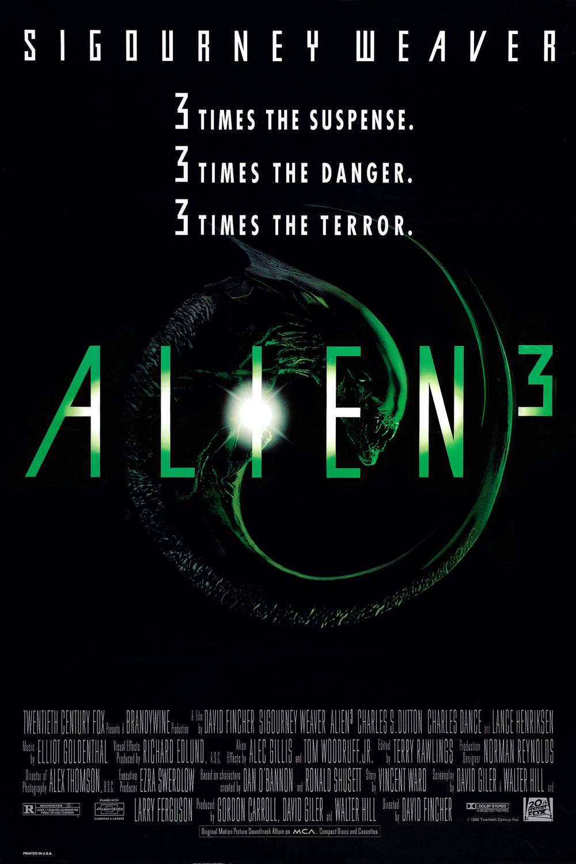 Alien³ (1992) BluRay 480p, 720p & 1080p