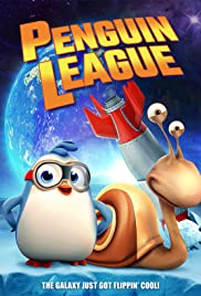 Penguin League Poster