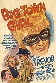 Big Town Girl Poster