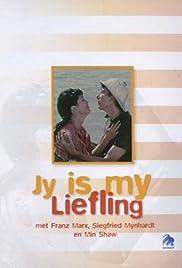 Jy is My Liefling Poster