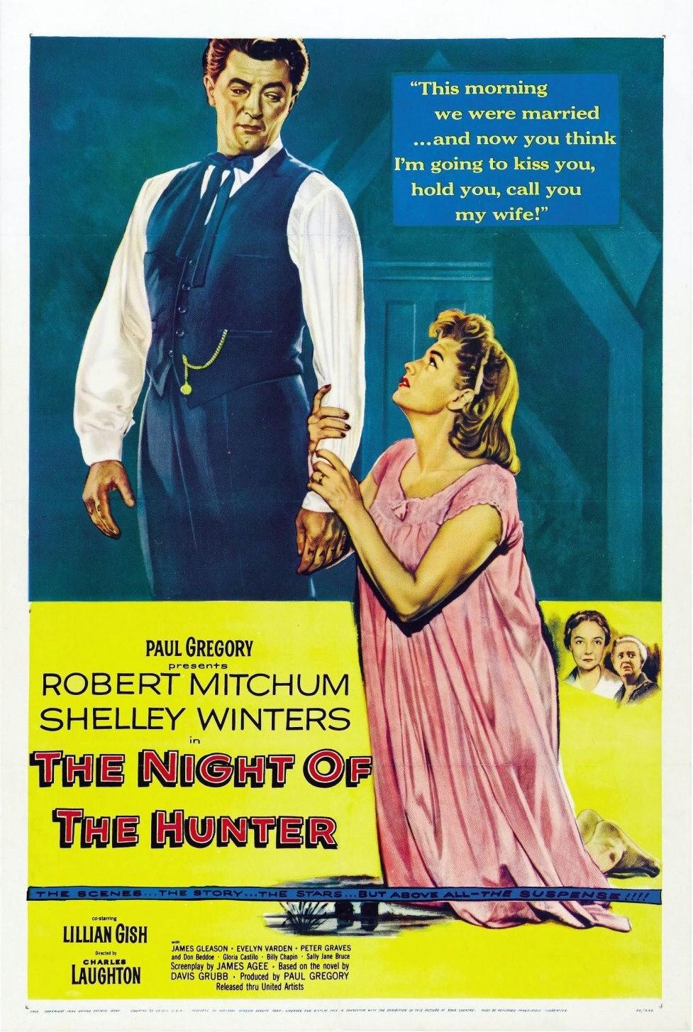 The Night of the Hunter (1955) - IMDb
