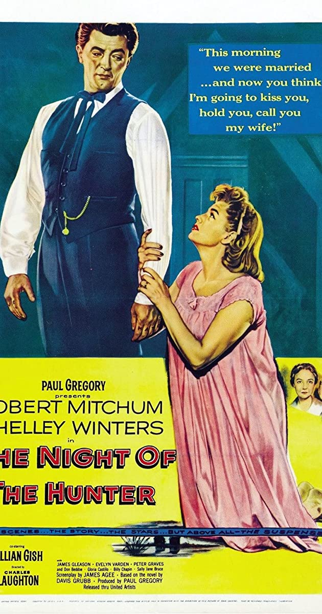 the night of the hunter 1955 imdb