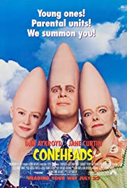 Coneheads (1993) 720p