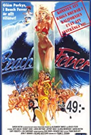 Beach Fever (1987) Poster - Movie Forum, Cast, Reviews