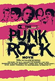 The Punk Rock Movie from England(1978) Poster - Movie Forum, Cast, Reviews