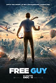 Free Guy Poster