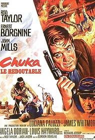 Chuka (1967) Poster - Movie Forum, Cast, Reviews