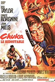 Chuka (1967) Poster - Movie Forum, Cast, Reviews