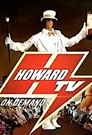 Howard Stern on Demand Poster