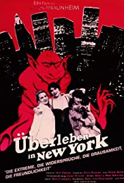 Survival in New York Poster