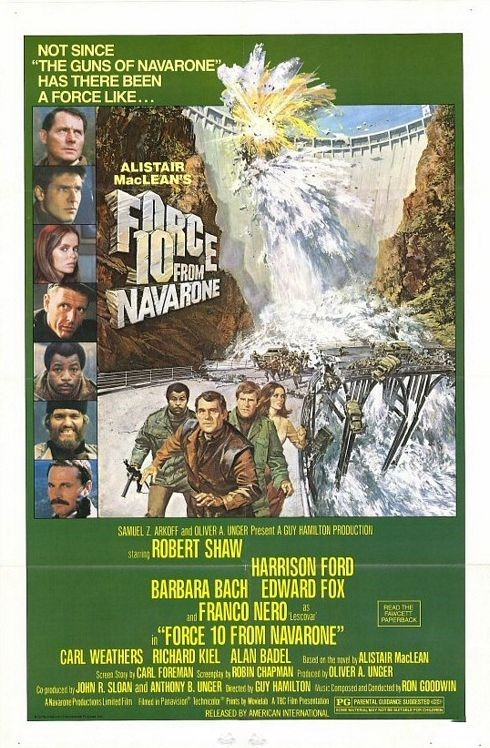 Force 10 From Navarone 1978 Imdb Force 10 from Navarone